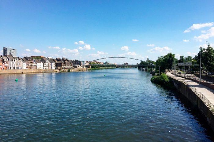 Maastricht (NL) + Bootsfahrt