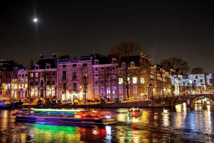 """Amsterdam (NL) """"Lichter Festival"""""""