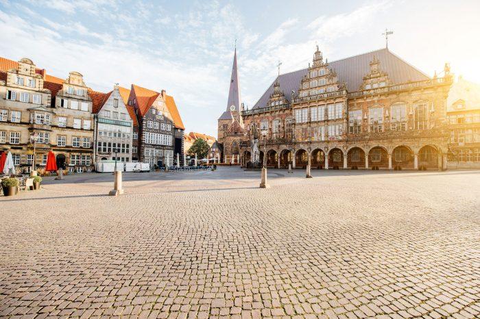 Weihnachtsmarkt Bremen mit Stadtführung