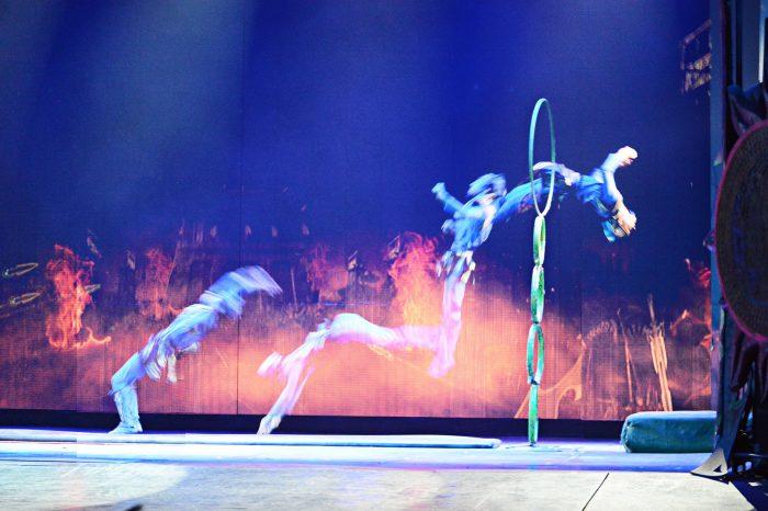 Cirque du Soleil, Oberhausen