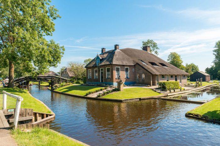 Giethoorn & Orchideenzucht (NL)