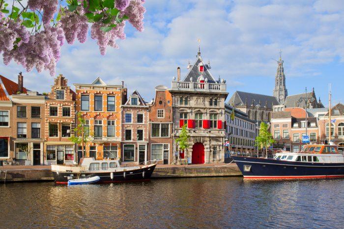 Haarlem am Karfreitag (NL)