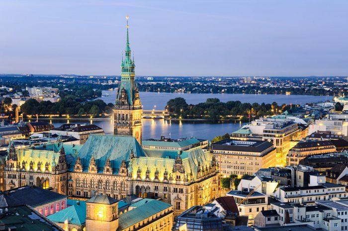 Hamburg mit Stadtrundfahrt