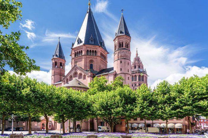 Mainz, Fernsehgarten