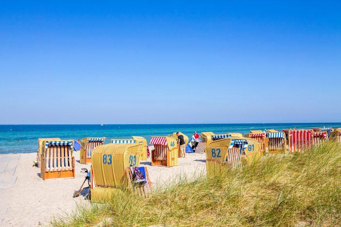 Ostseestrände und herrliche Hansestädte