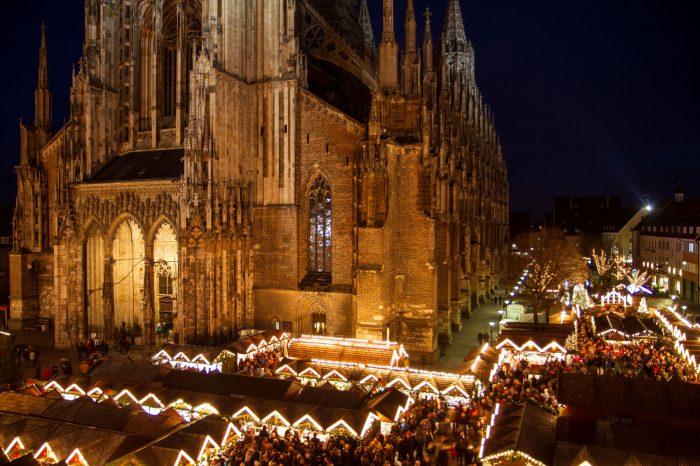 Weihnachtsmarkt Münster