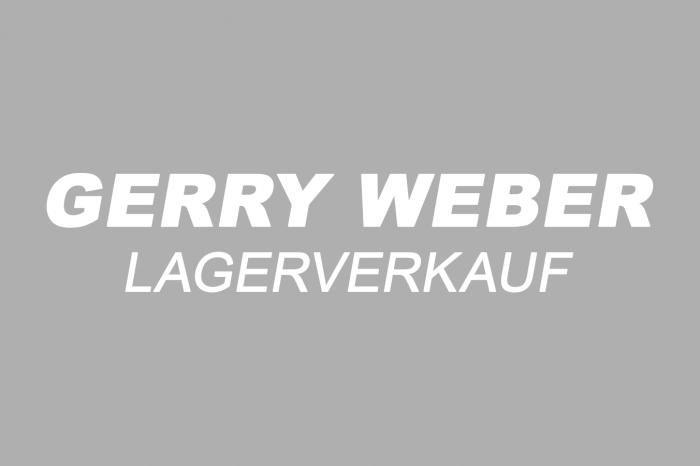 Gerry Weber – Lagerverkauf