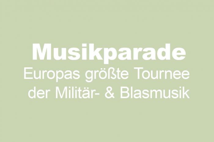 Musikparade in Oberhausen