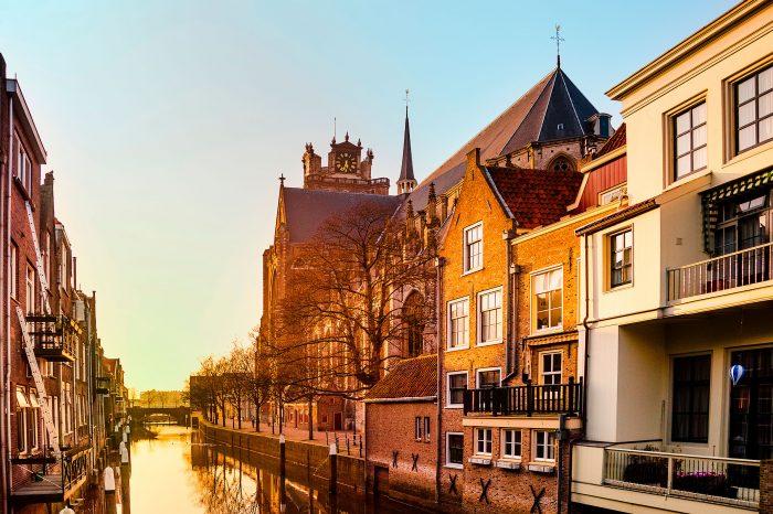 Karfreitag Dordrecht und Kinderdijk/NL